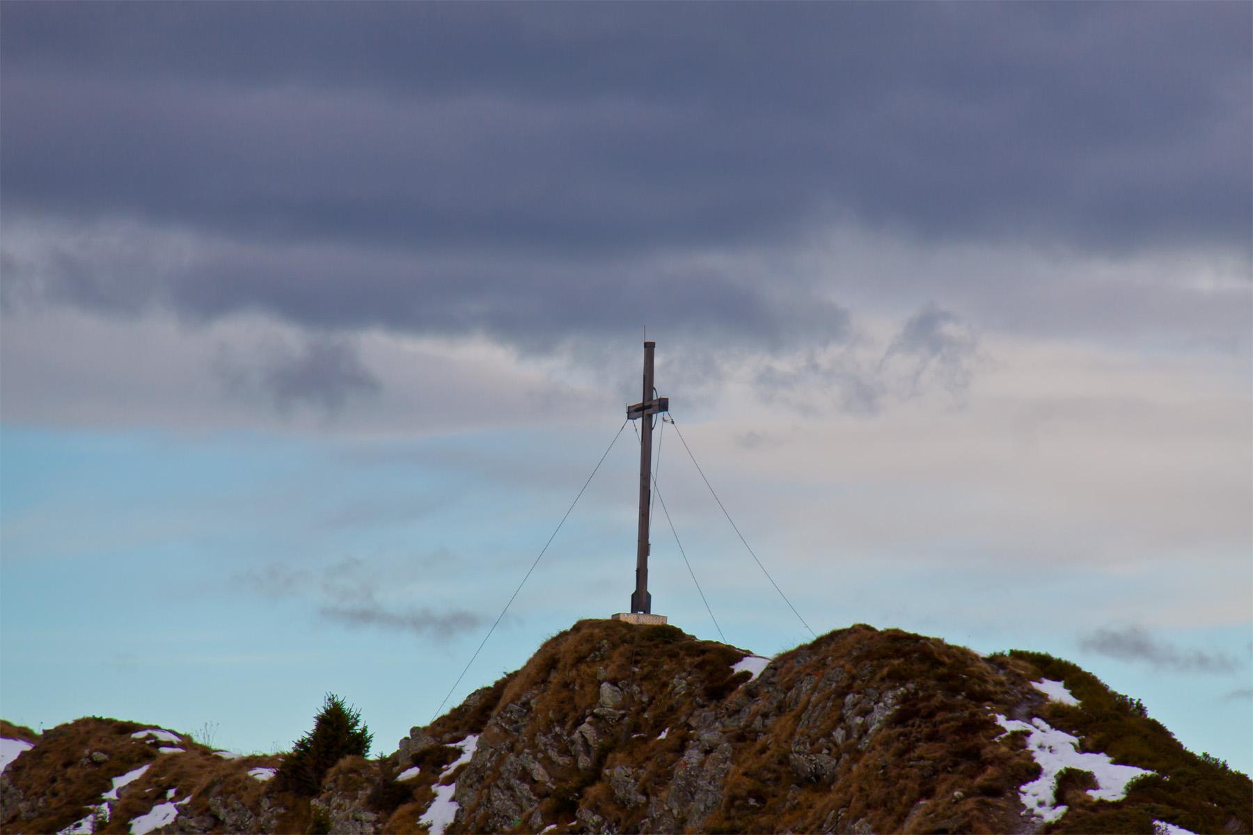 Gipfelkreuz Portlahorn