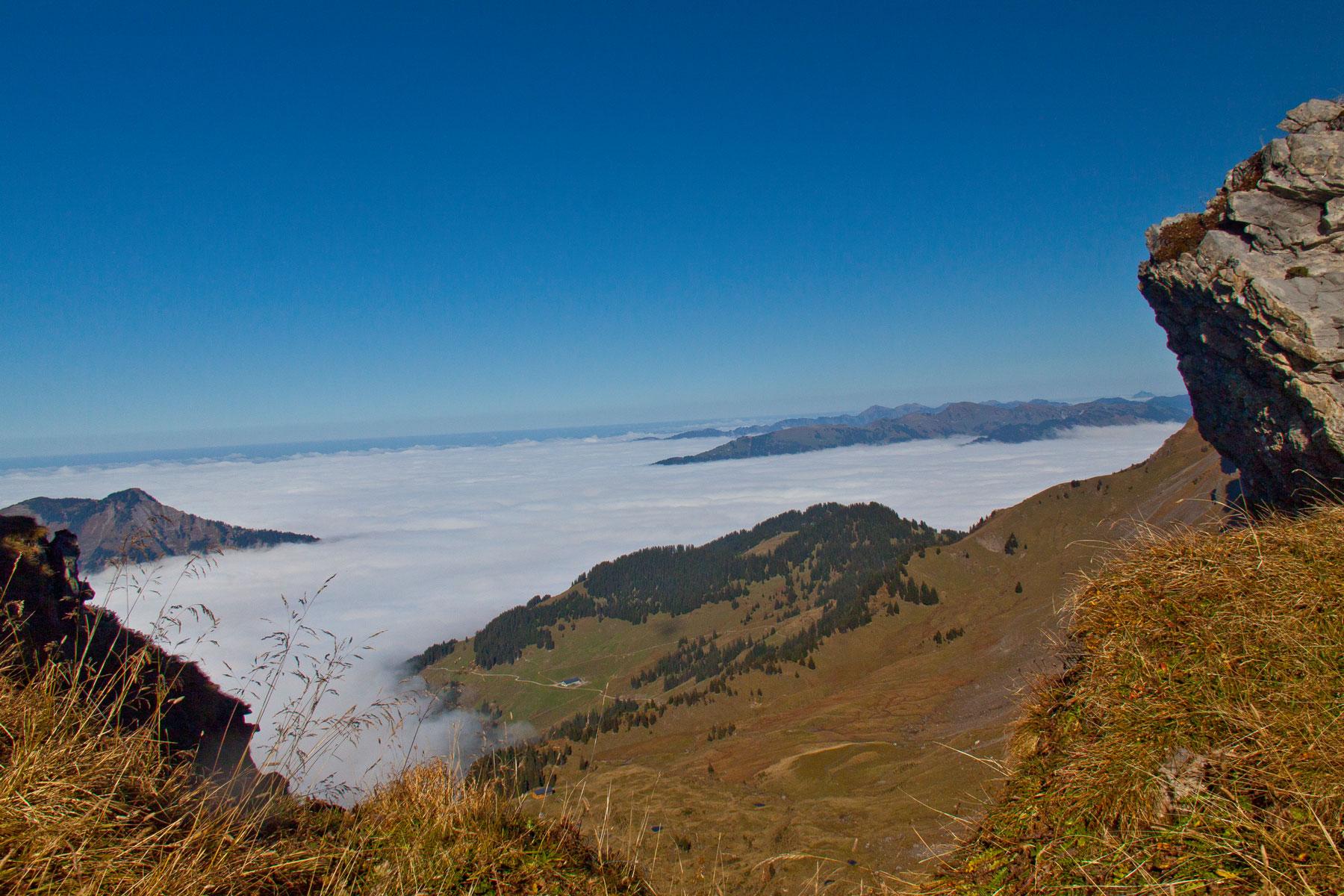 Bregenzerwald-Nebelmeer