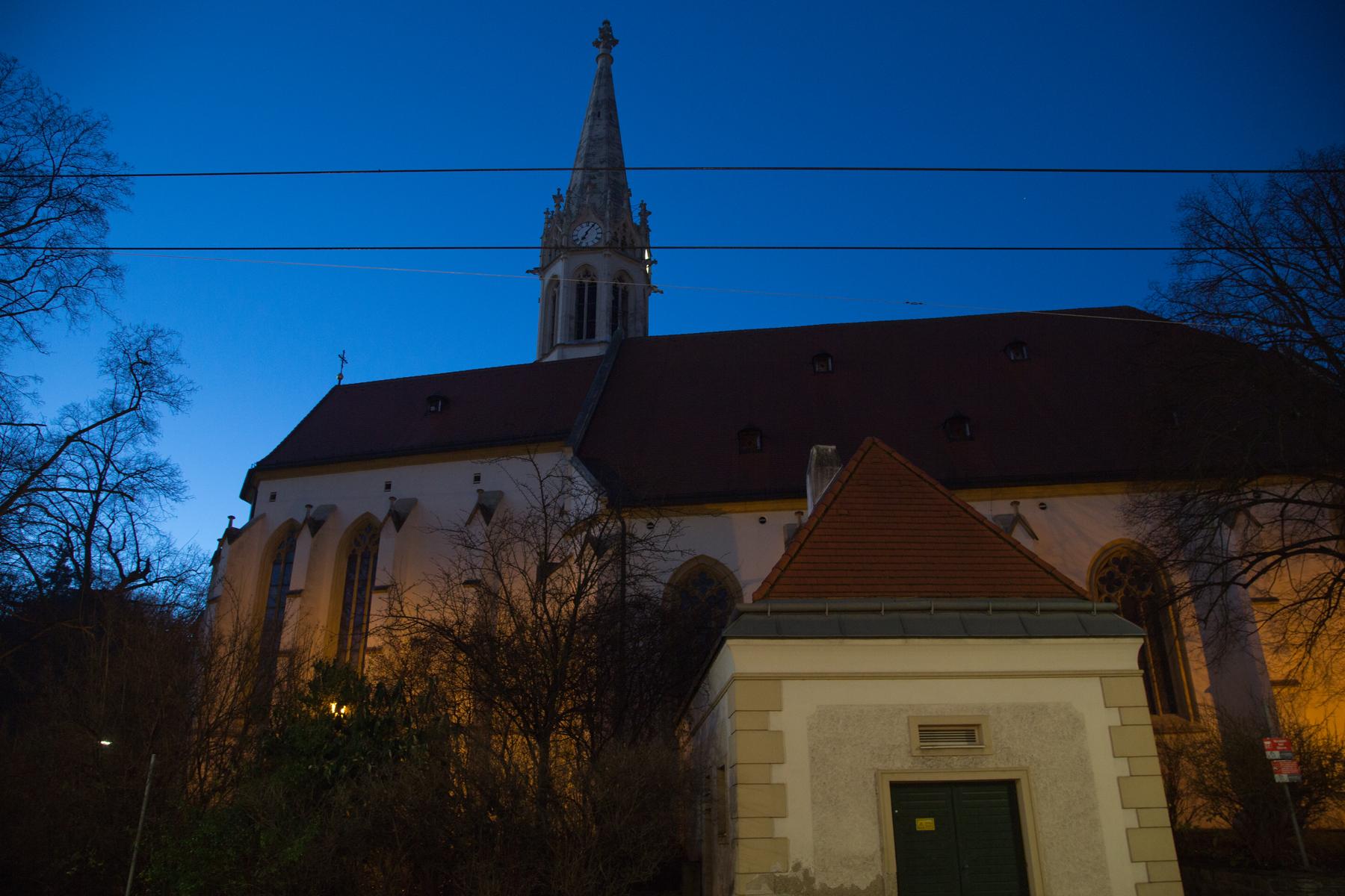 Kirche St. Michael in Heiligenstadt, Wien