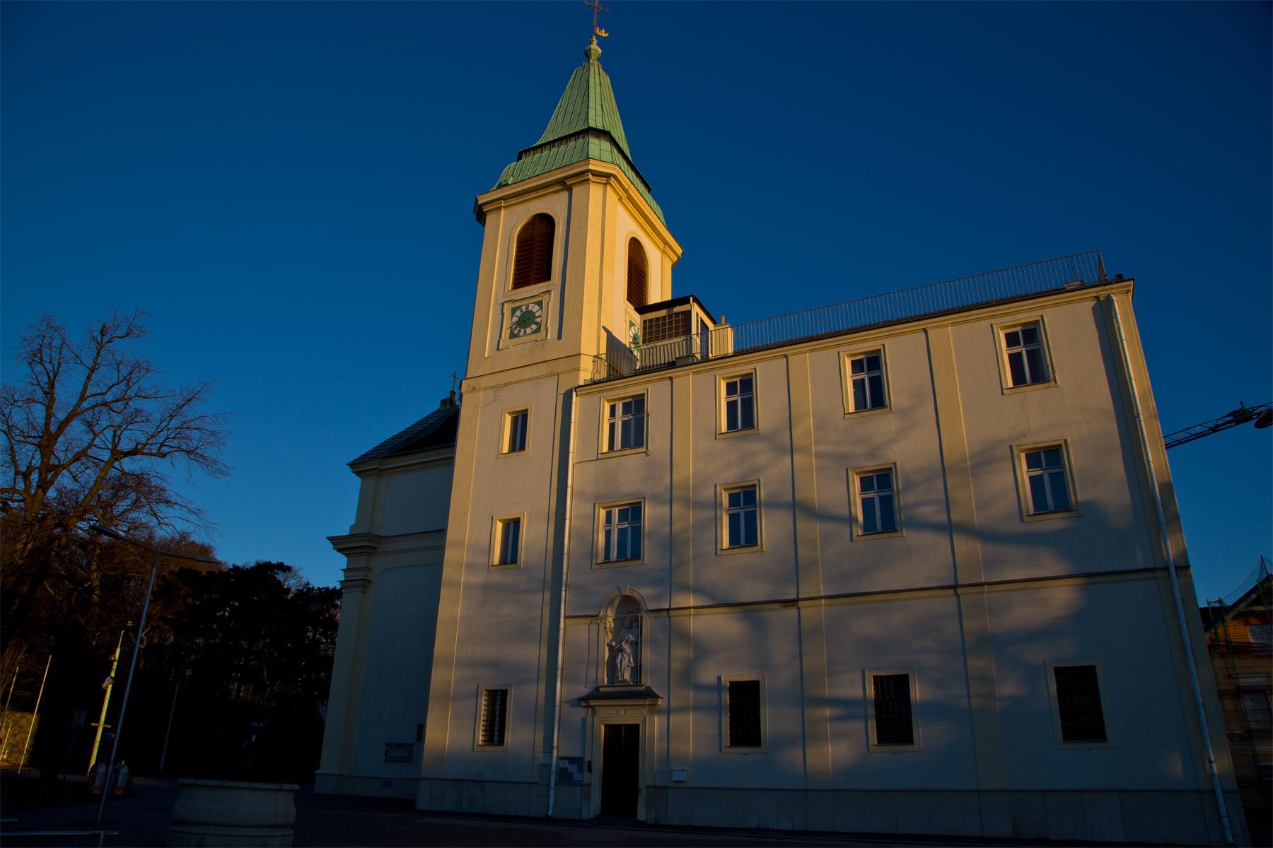 Josefskirche Kahlenberg