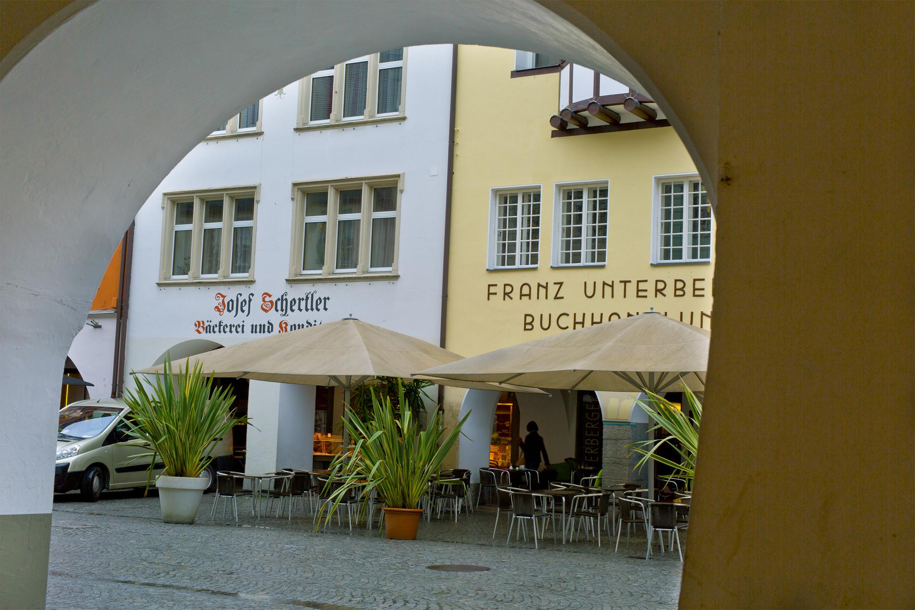 Durch die Lauben der Marktgasse, Feldkirch