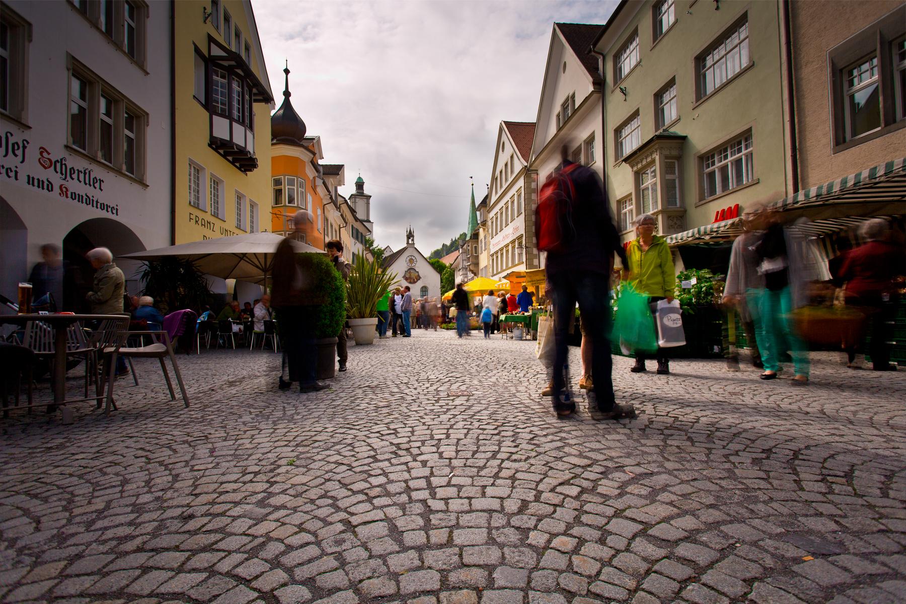 Feldkirch Marktgasse