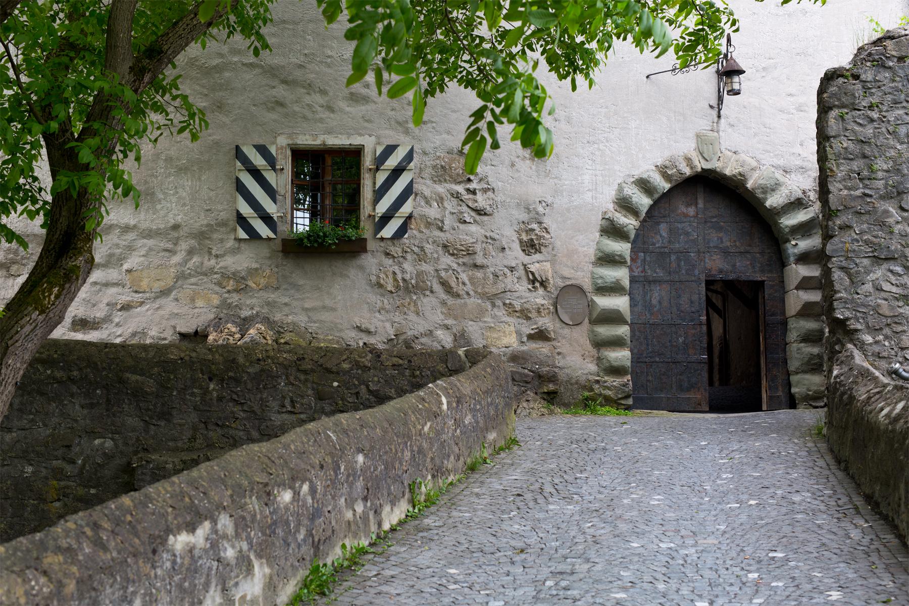 Zugang Schatenburg