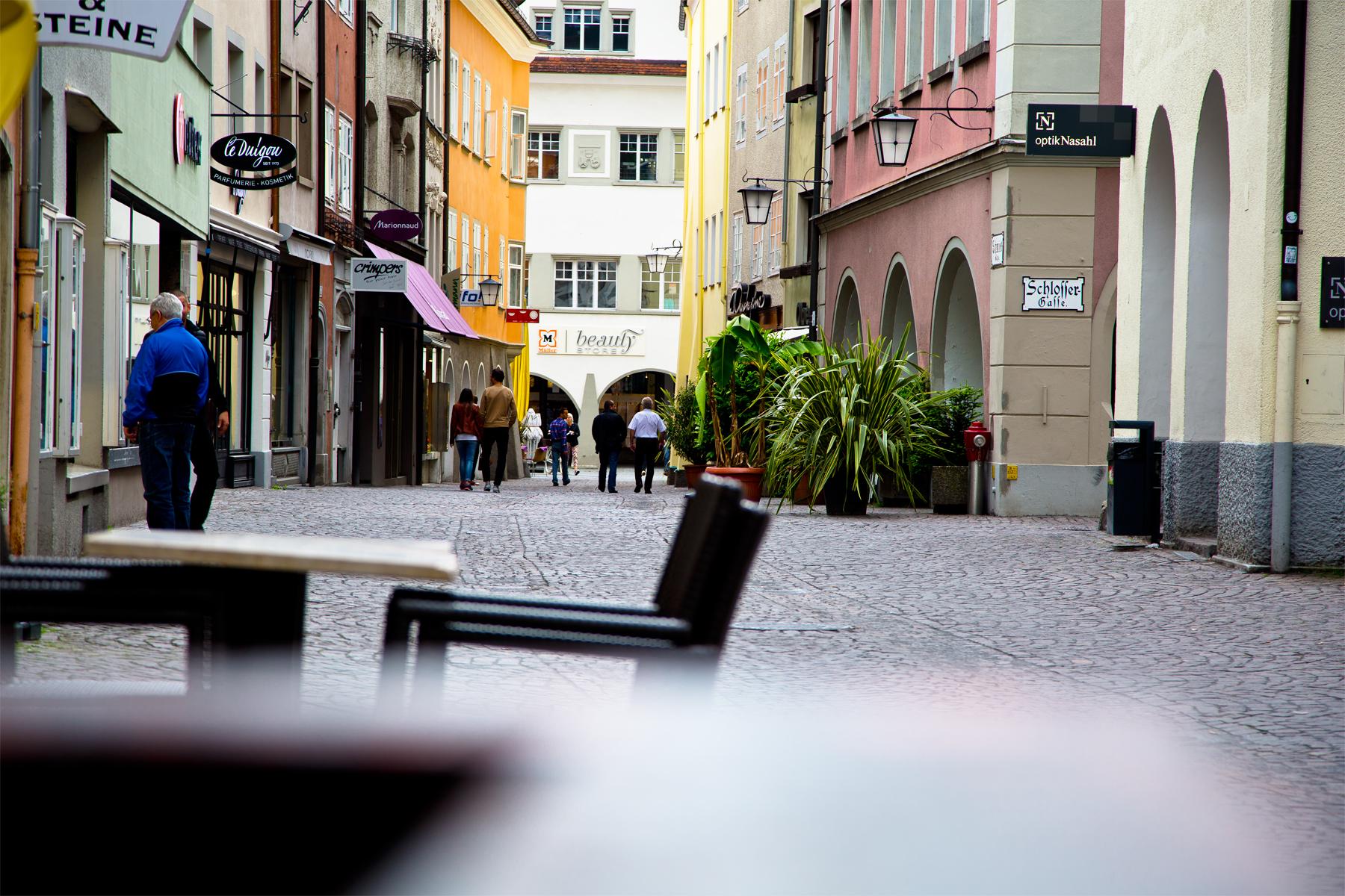 Feldkirch Schmiedgasse
