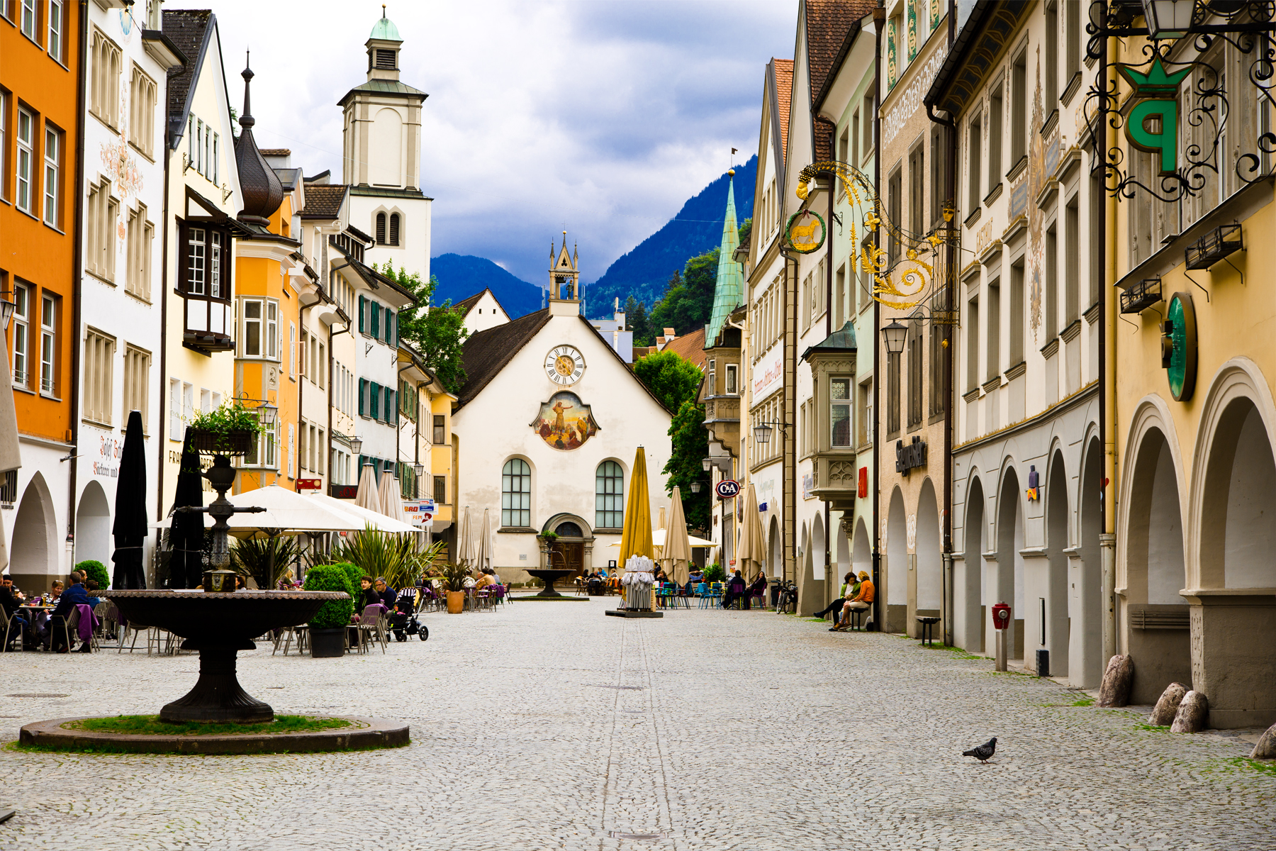 Marktgasse Feldkirch