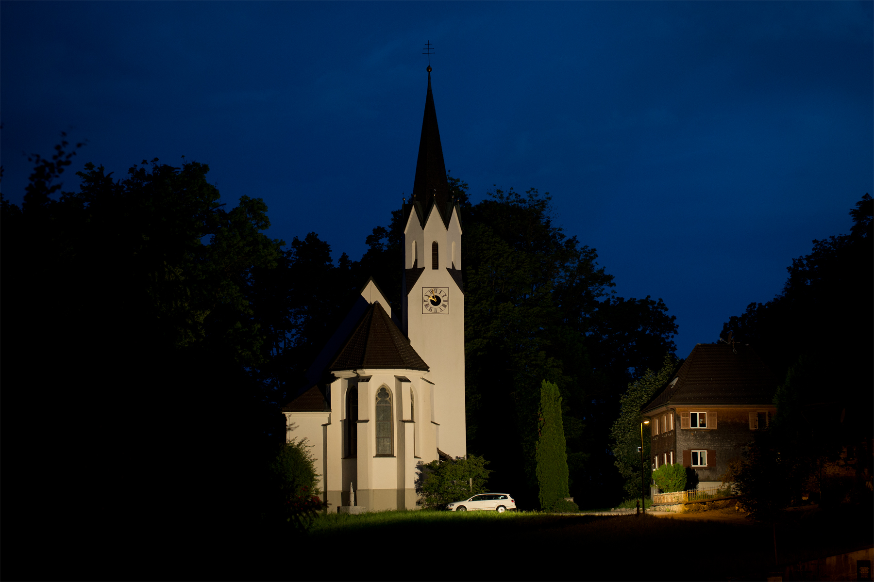 Kirche Meschach