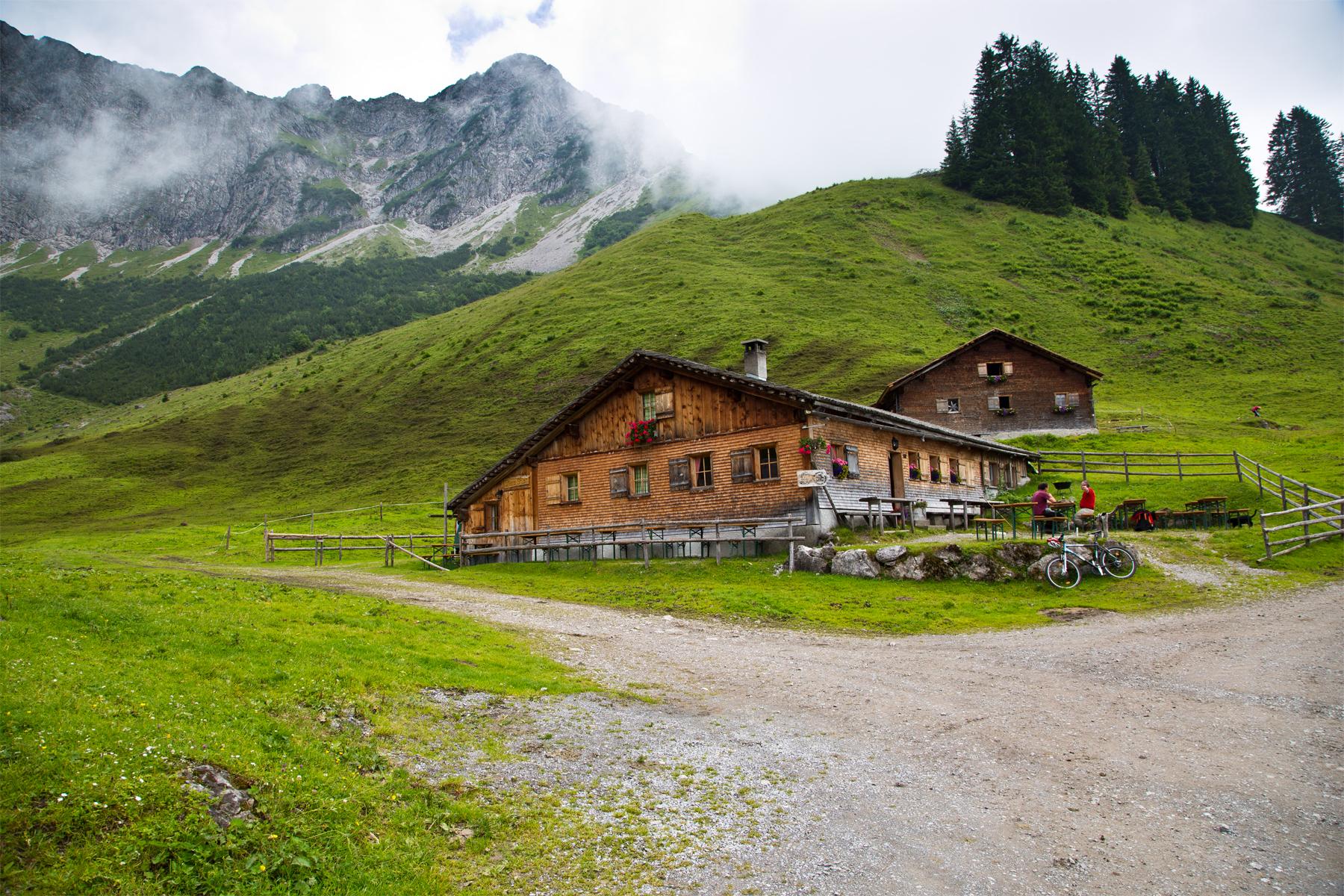 Alphütten Steris