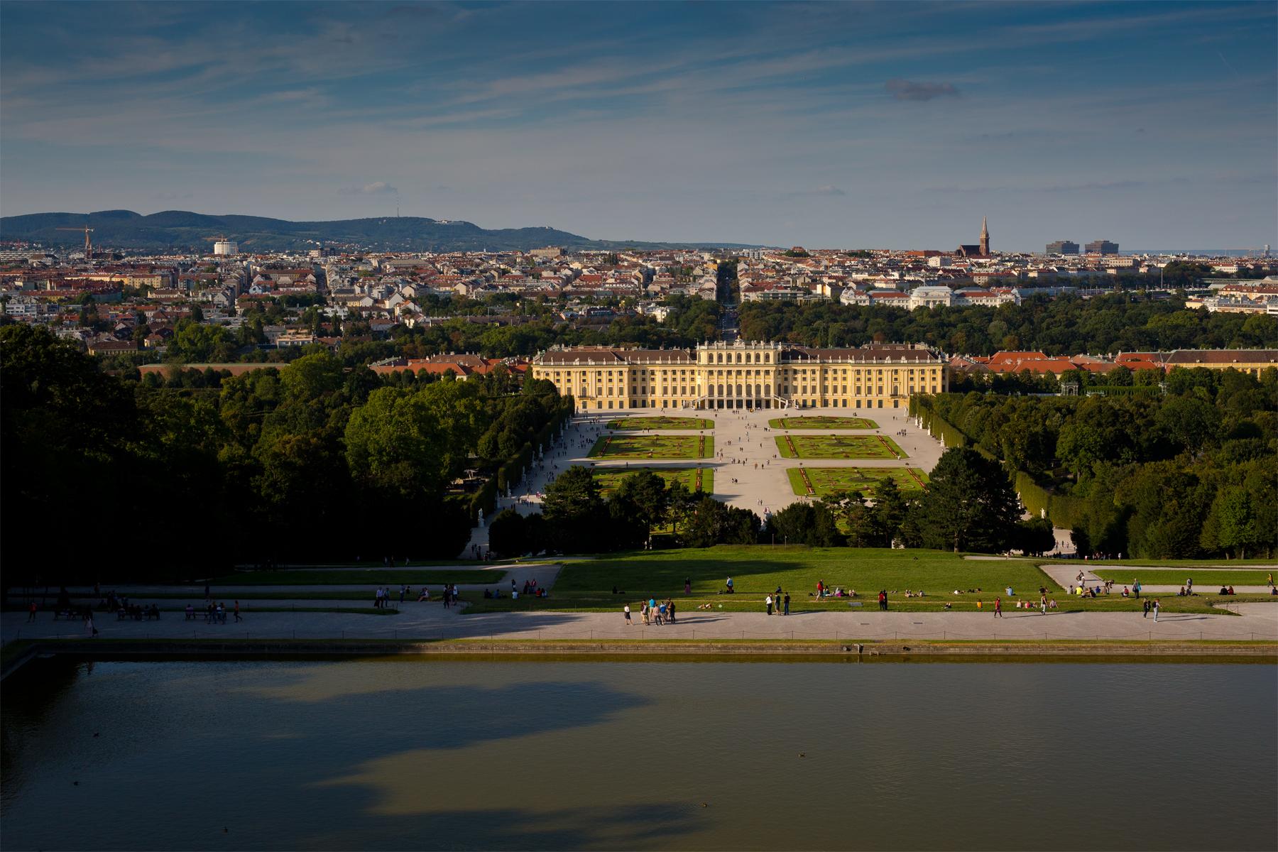 Wiener Schönbrunn