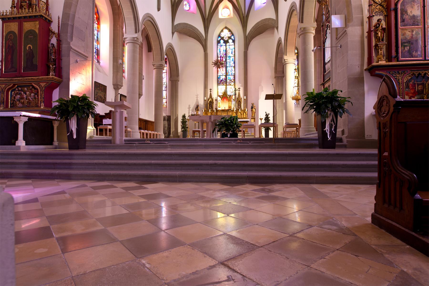 Hochaltar St. Nikolaus, Feldkirch