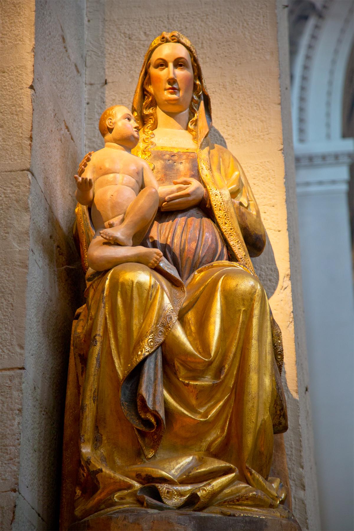 Muttergottes mit Jesuskind
