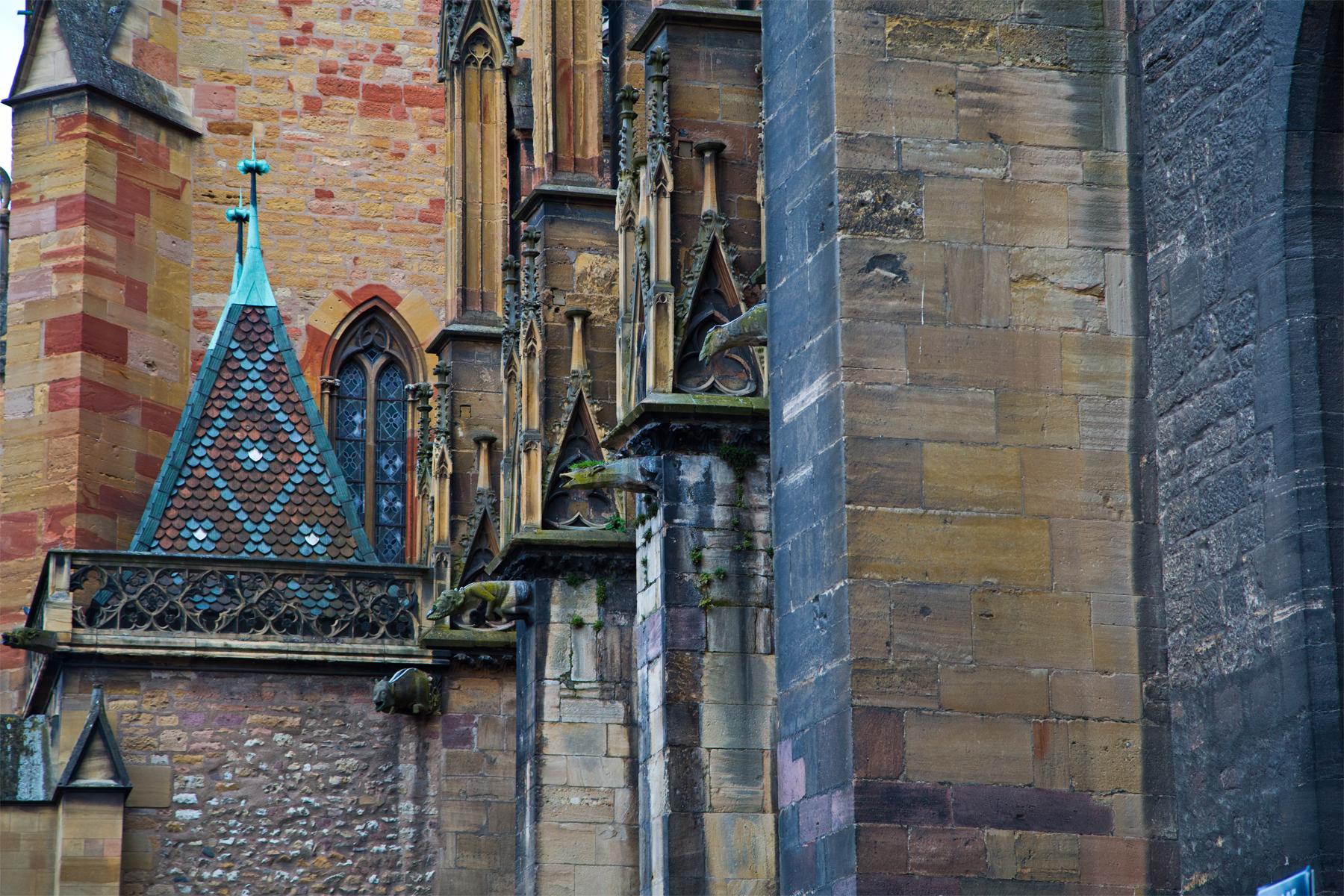Detailansicht St. Martin