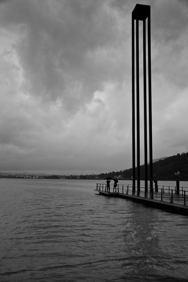 Leuchtturm Hafeneinfahrt