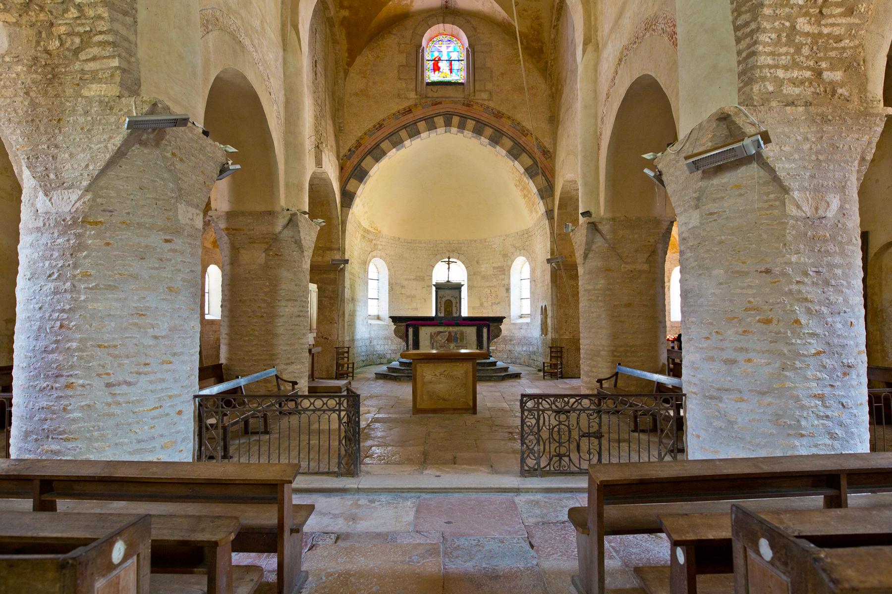 Altarraum St. Martin