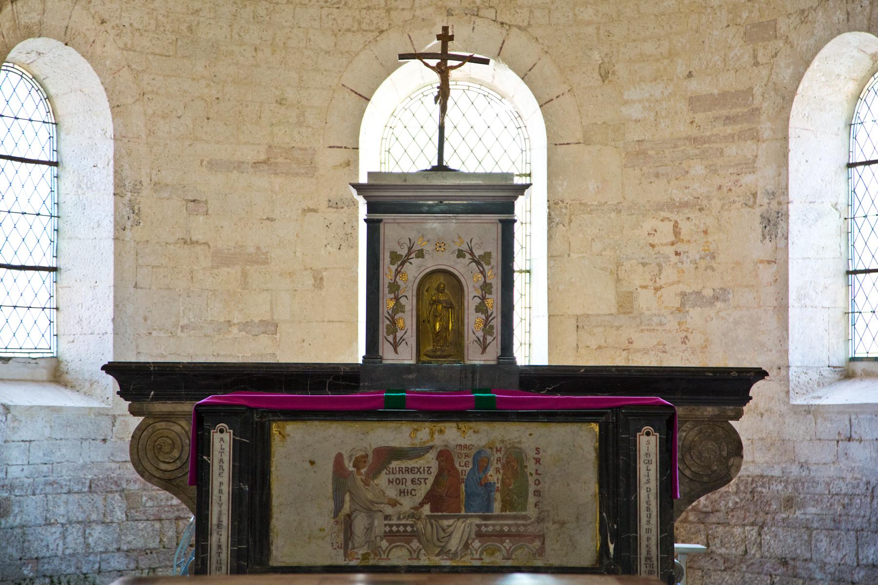 Altar St. Martin