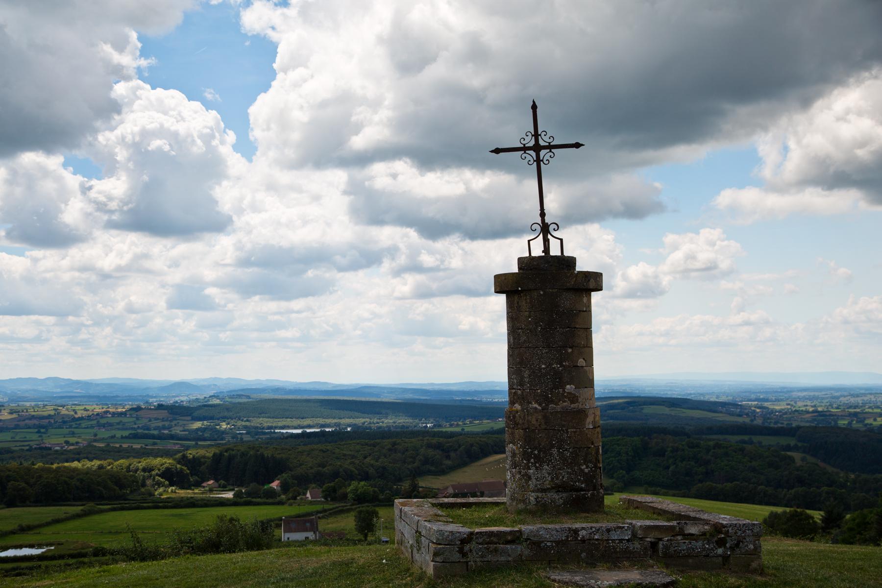 Aussichtspunkt Mont Saint Vincent