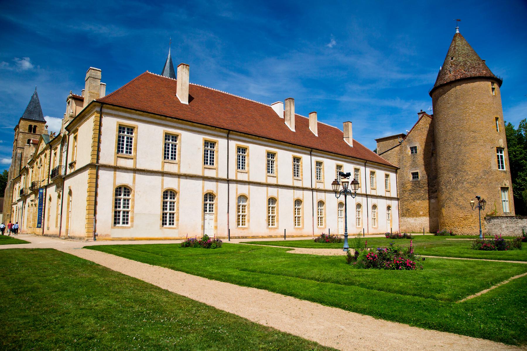 Klosteranlage Paray-le-Monial