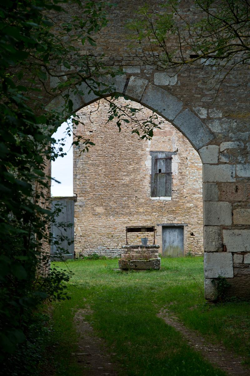 Schloss Savigny-sur-Grosne