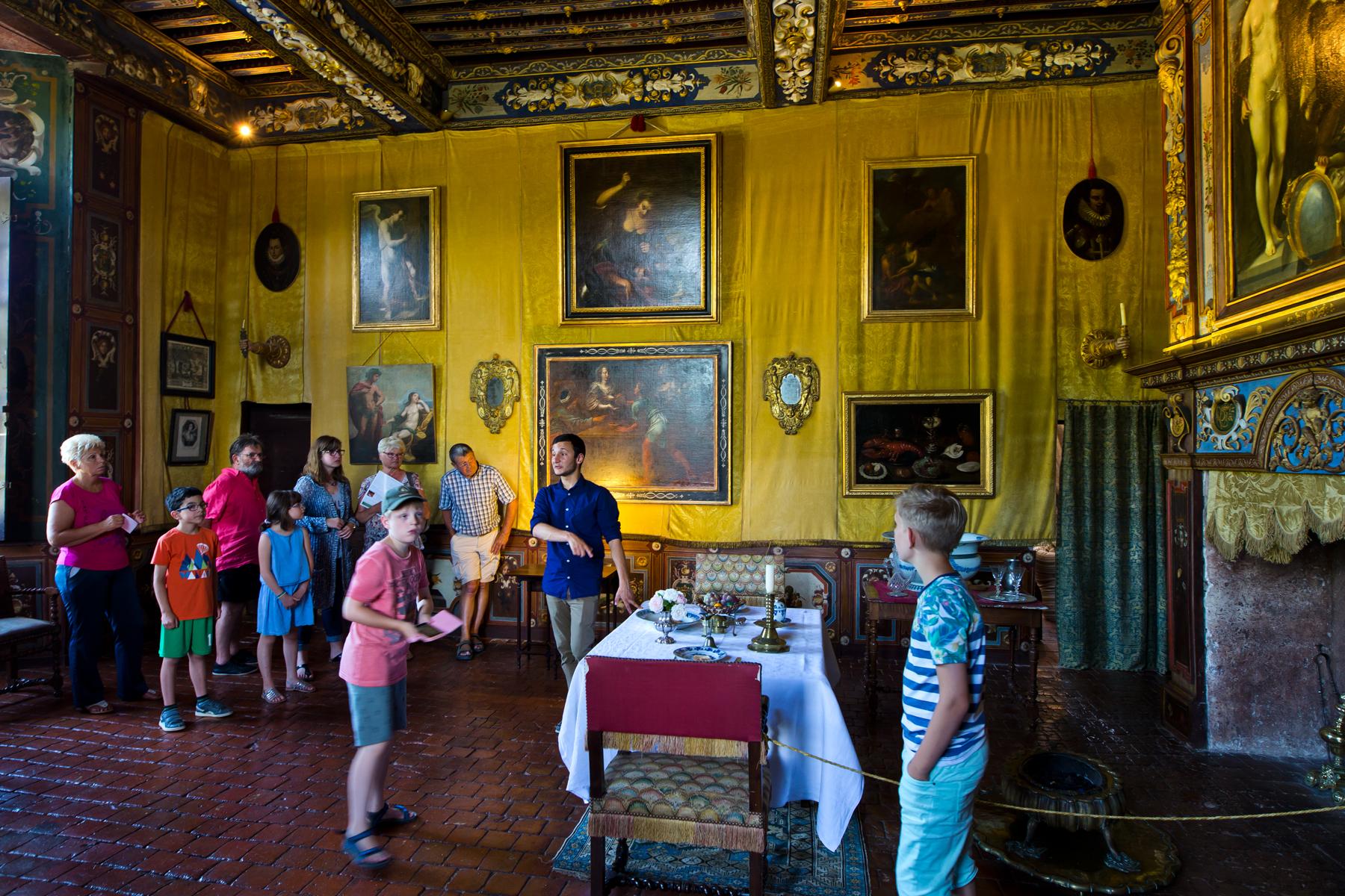 Zimmer der Fürstin