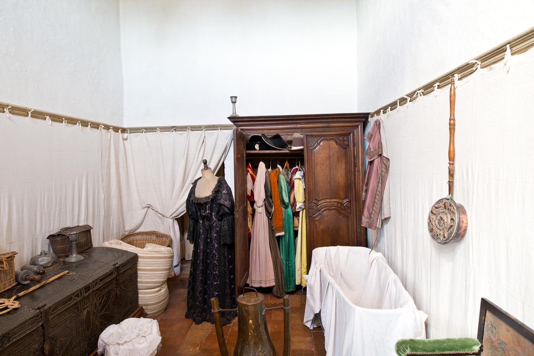 Umkleidezimmer der Fürstin