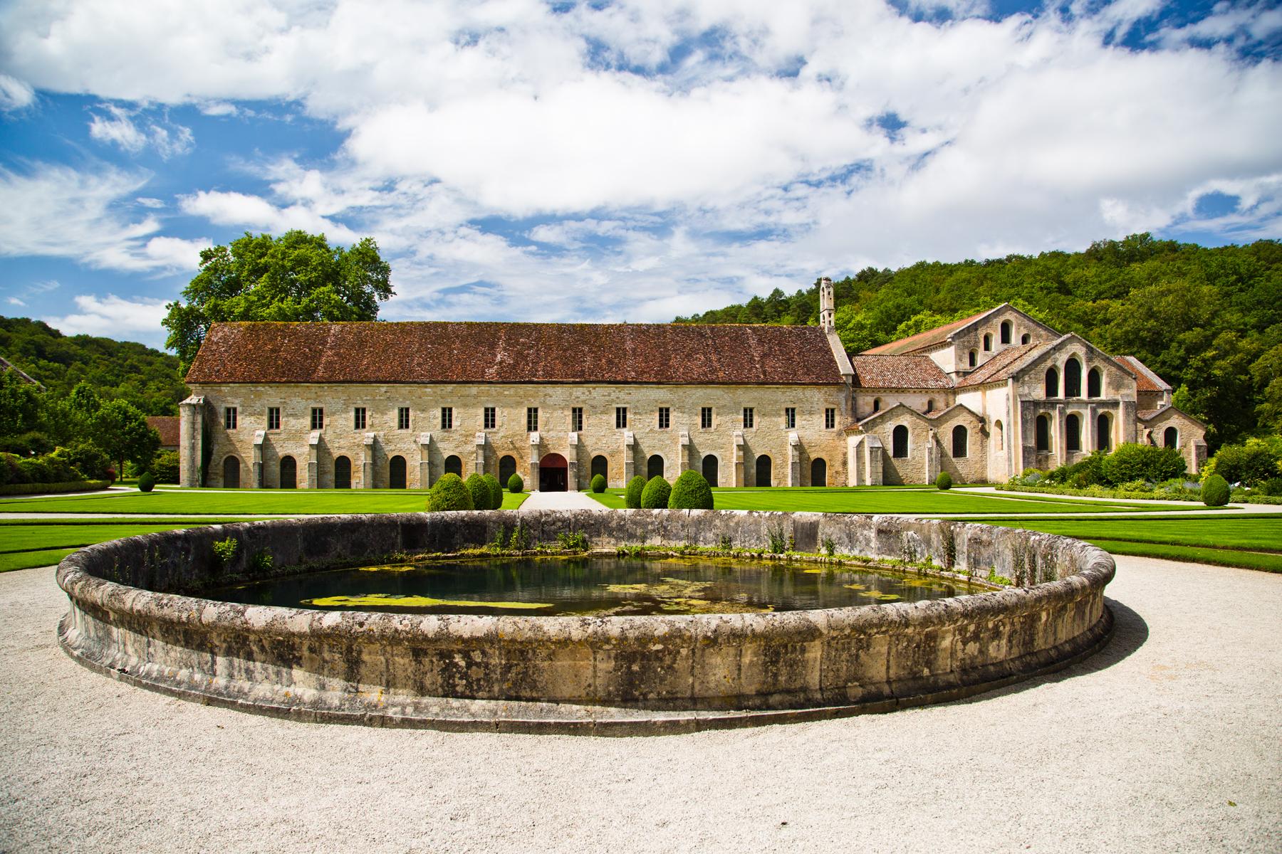 Ostteil der Klosteranlage