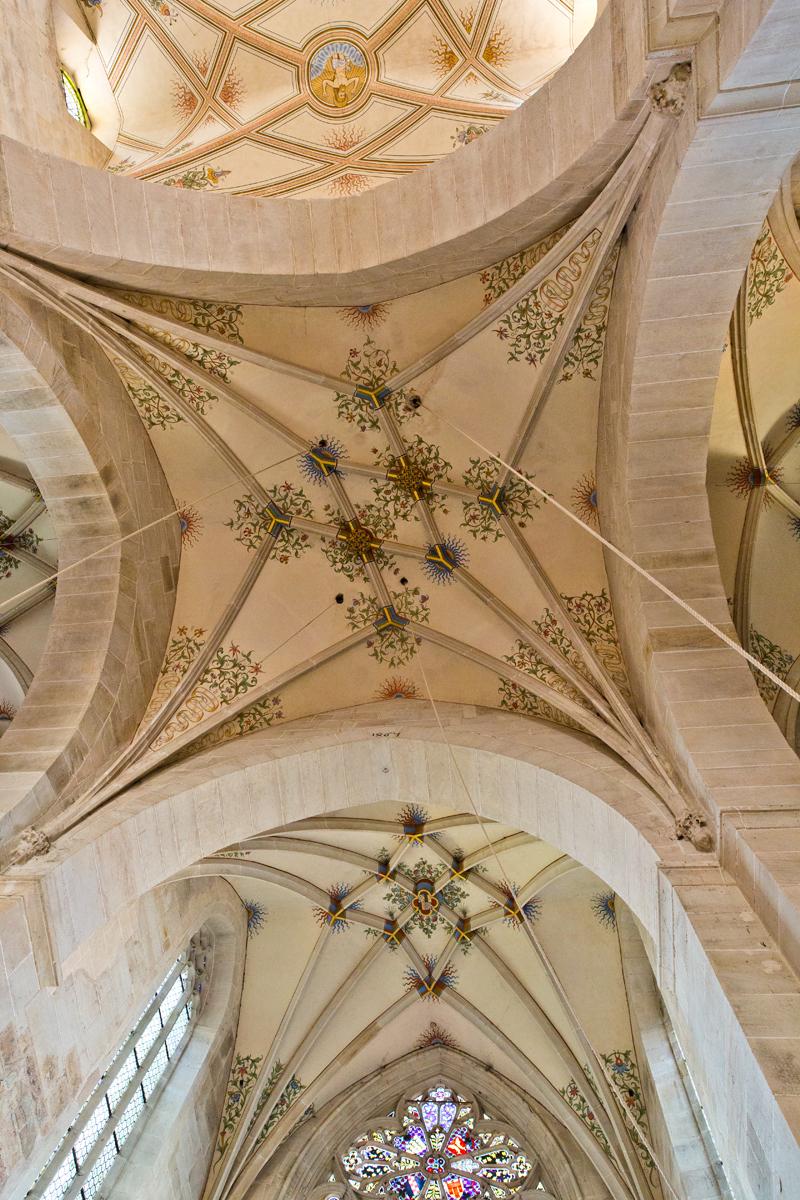 Deckengewölbe Kirche