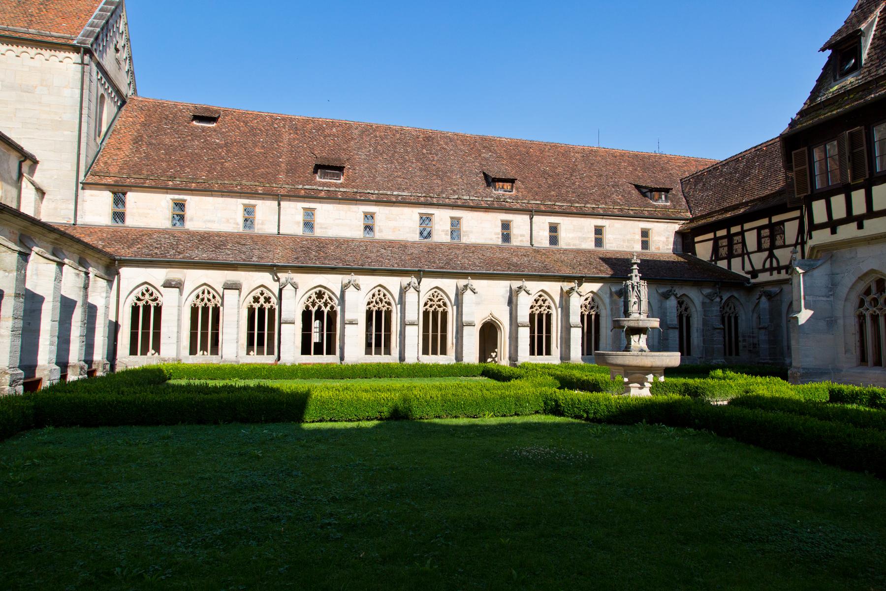 Innenhof Zisterzienserkloster