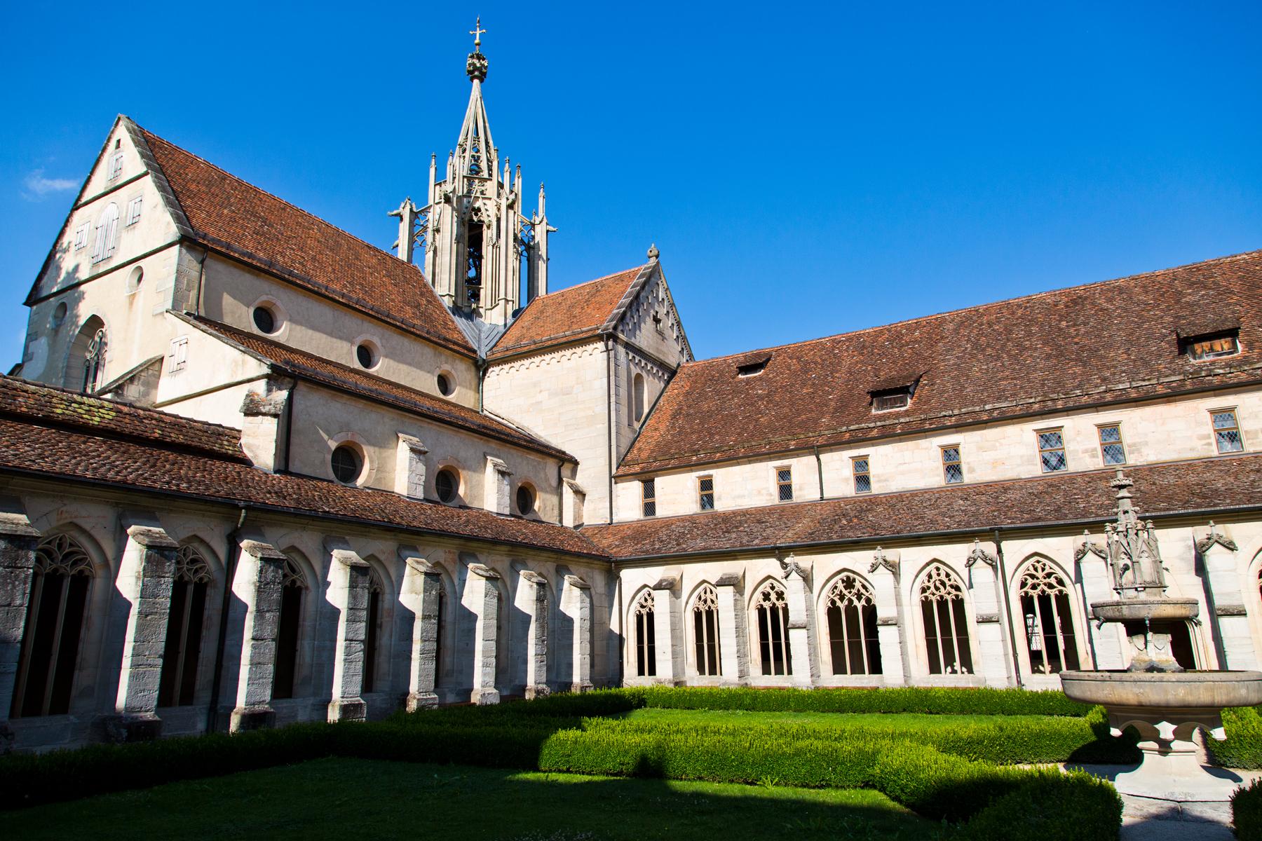 emealiges Zisterzienserkloster Bebenhausen
