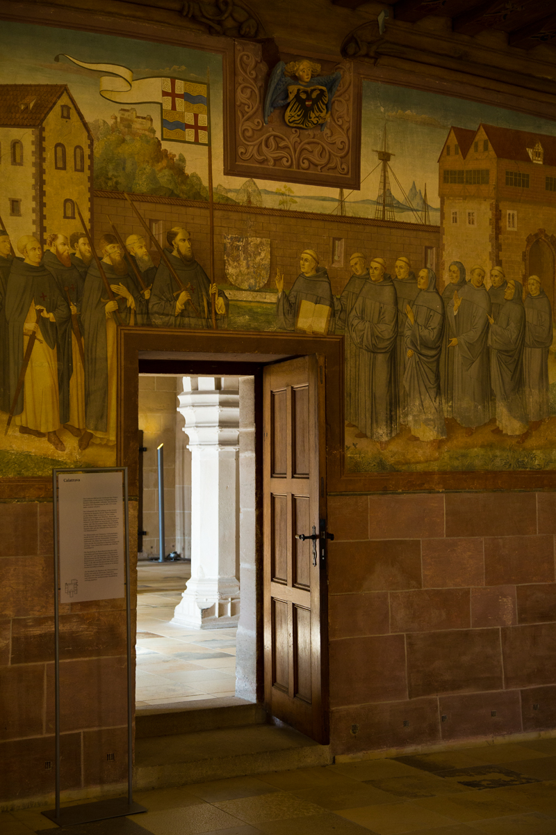 Plenarsaal Winterrefektorium