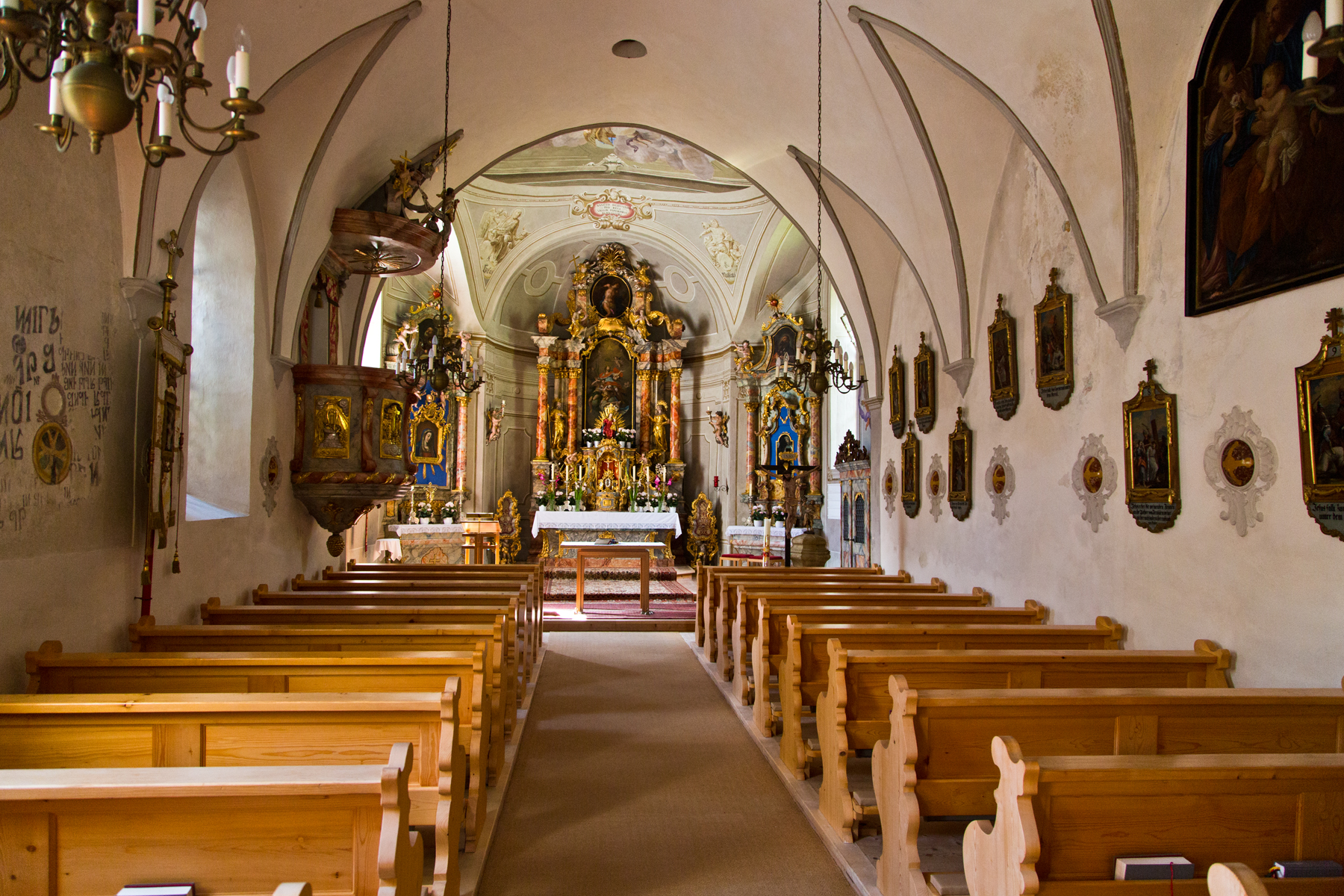 Kirche St. Sigmund