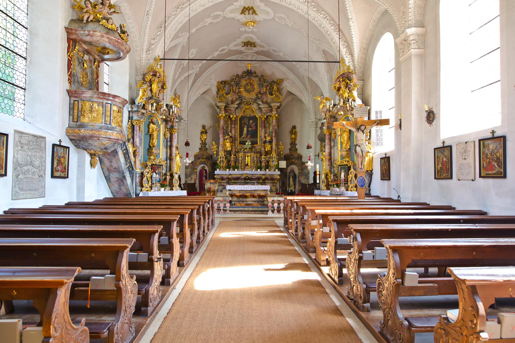 St. Martin, Gries im Sellrain