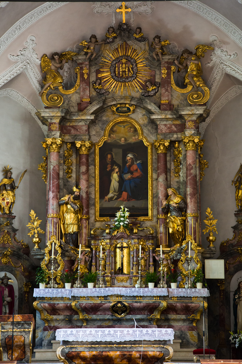Hochaltar St. Martin