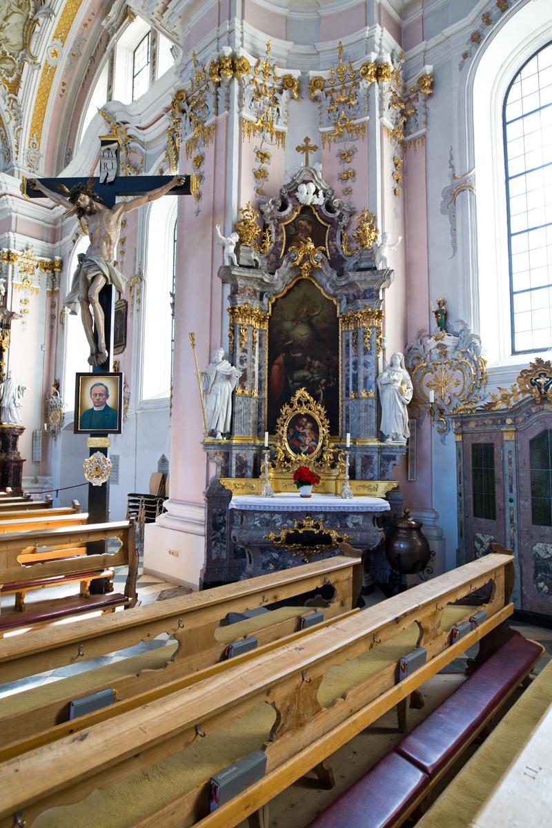 Seitenaltar St. Peter und Paul - Götzens, Tirol