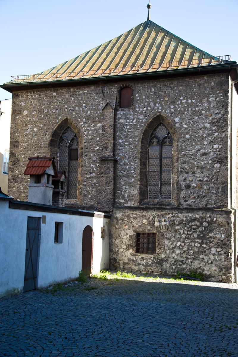Spätgotische St. Magdalenenkapelle - Hall in Tirol