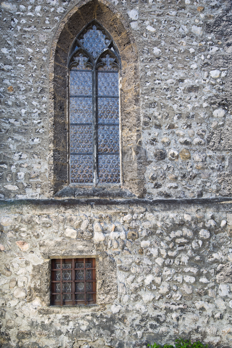 Gotisches Fenster St. Magdalenenkapelle