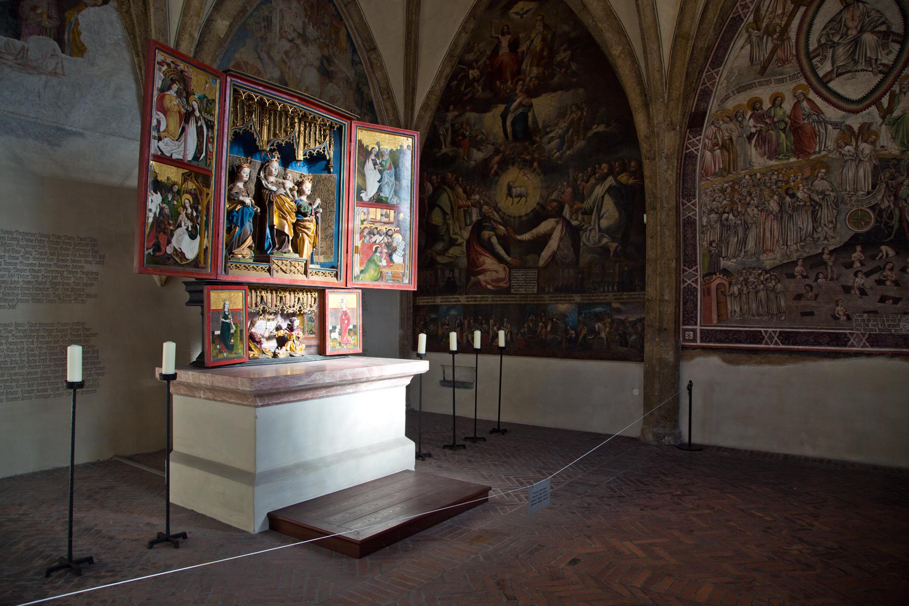 St. Magalenenkappelle - Hall in Tirol