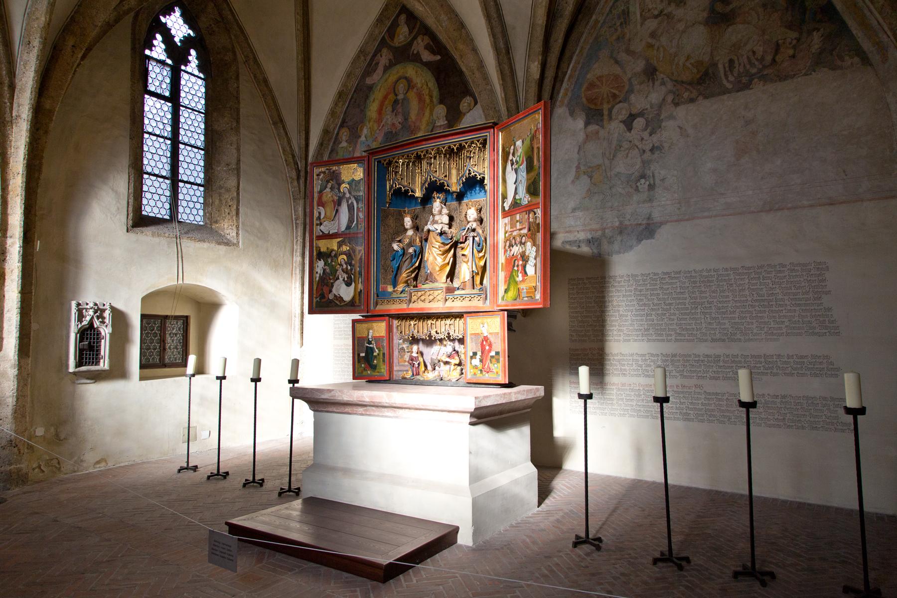 Flügelaltar Magdalenenkapelle