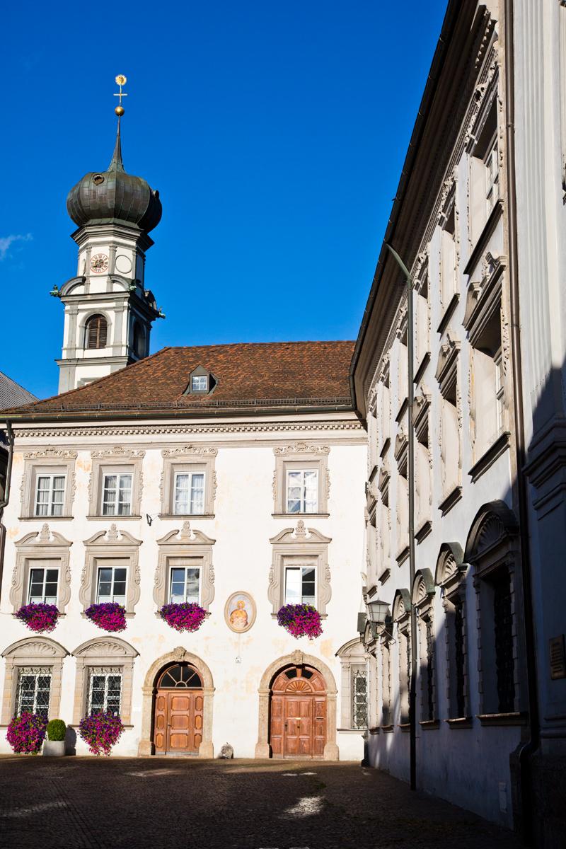 ehemaliges Jesuitenkloster - Hall in Tirol