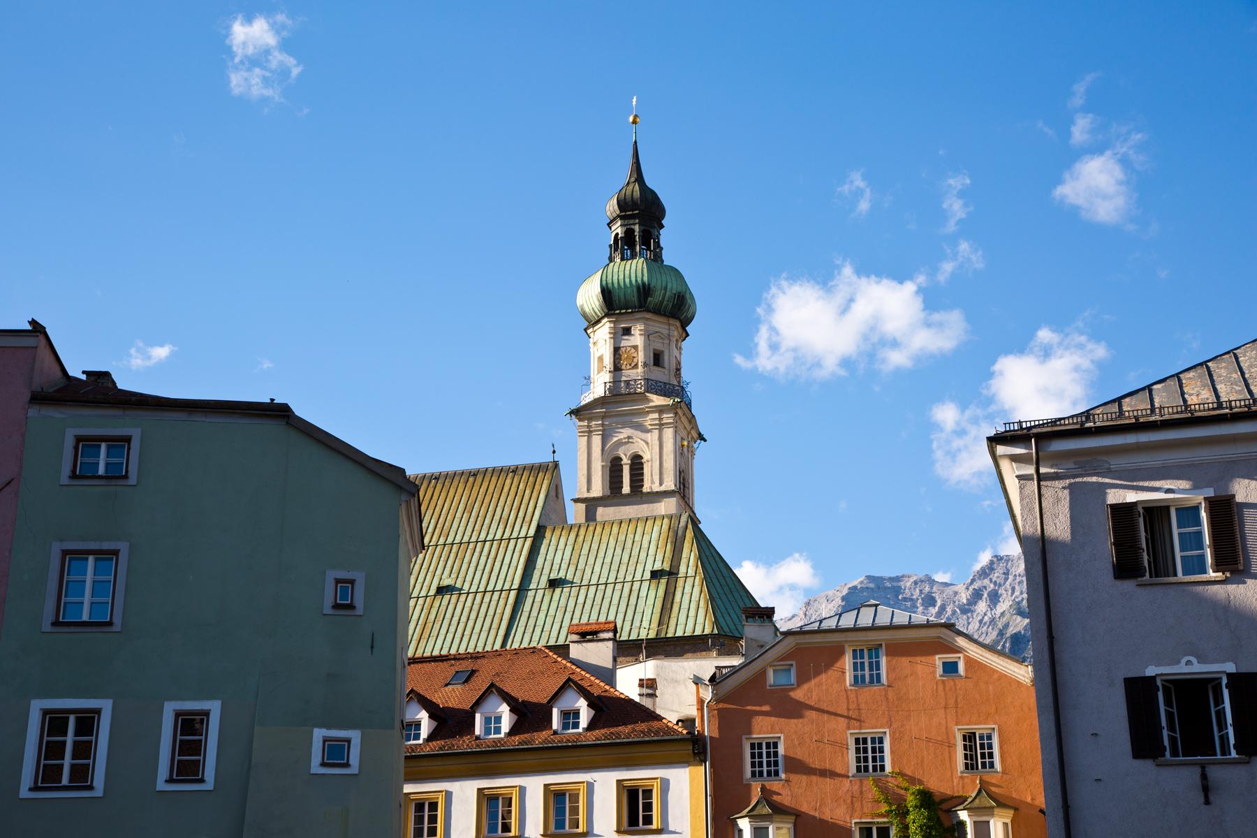 Altstadt Hall in Tirol