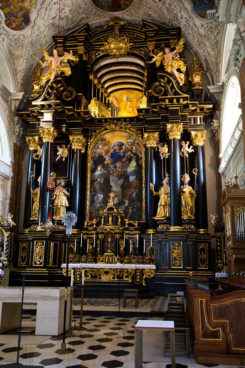 Hochaltar Stiftskirche Wilten