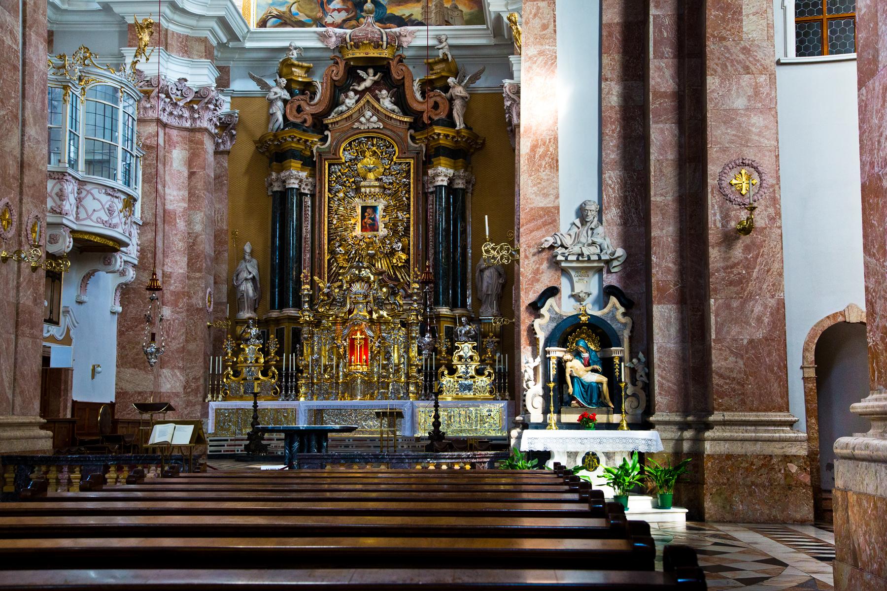 Hochaltar - Dom St. Jakob, Innsbruck