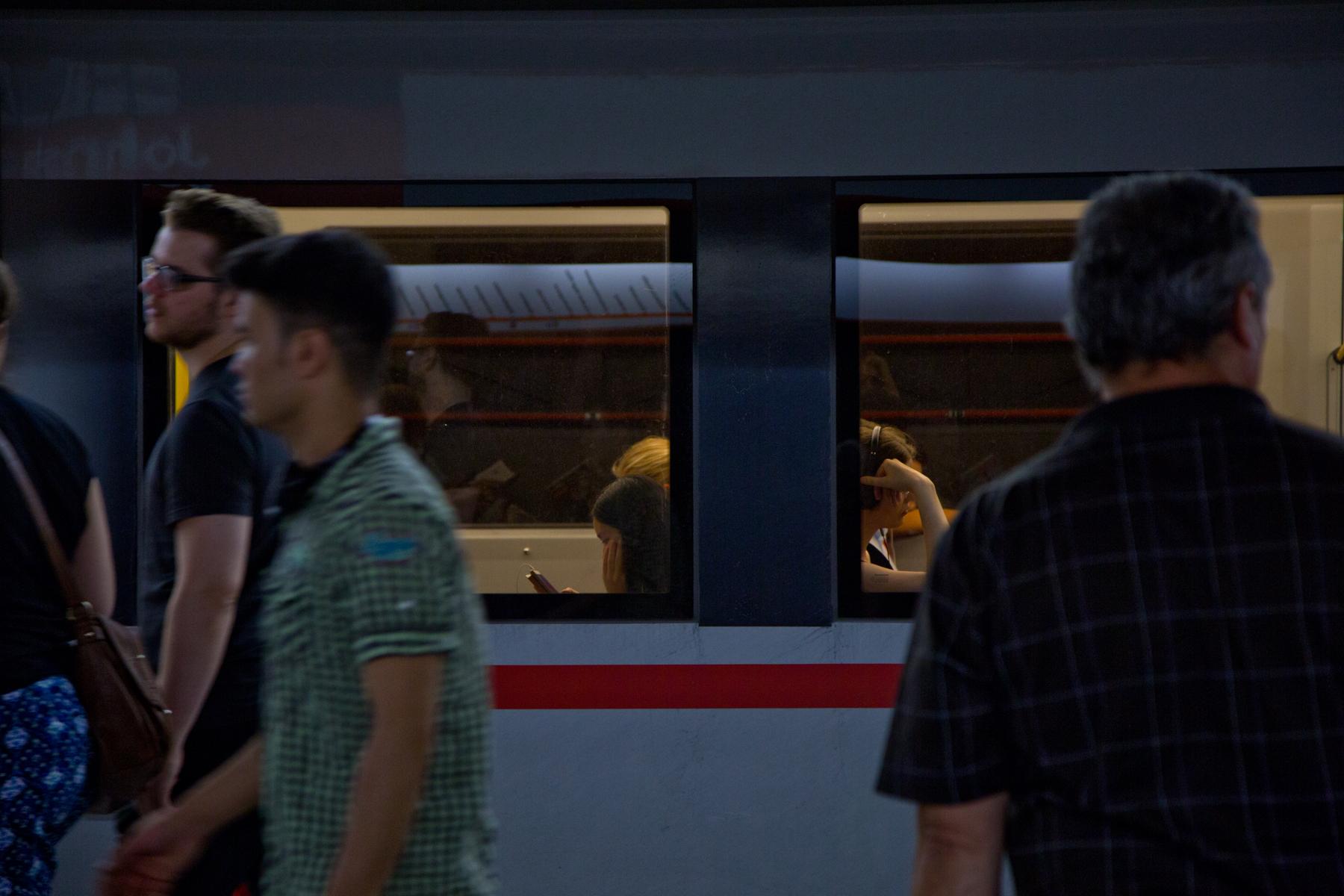 U-Bahn - U3