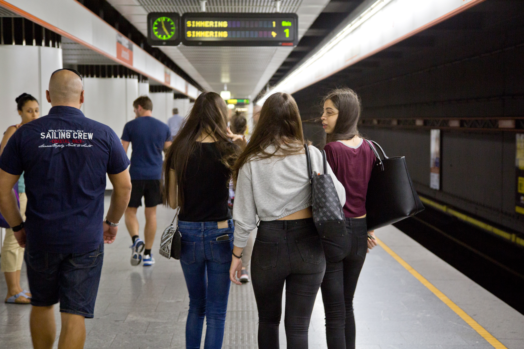 U-Bahnstation U3