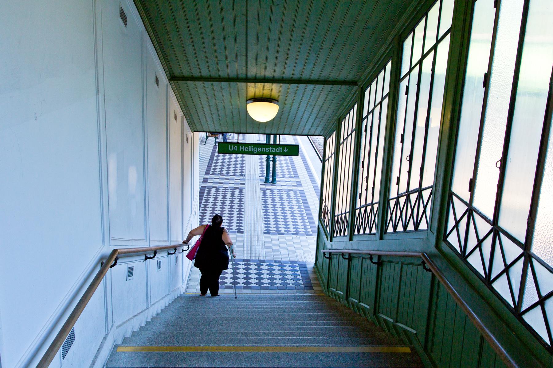 U-Bahnstation, Wien