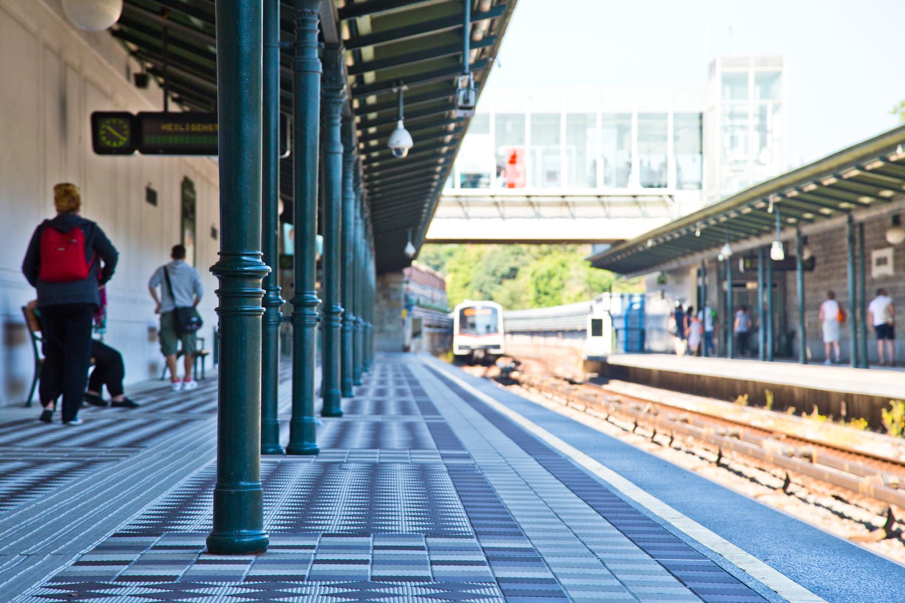 U-Bahnstation Schönbrunn - Wien