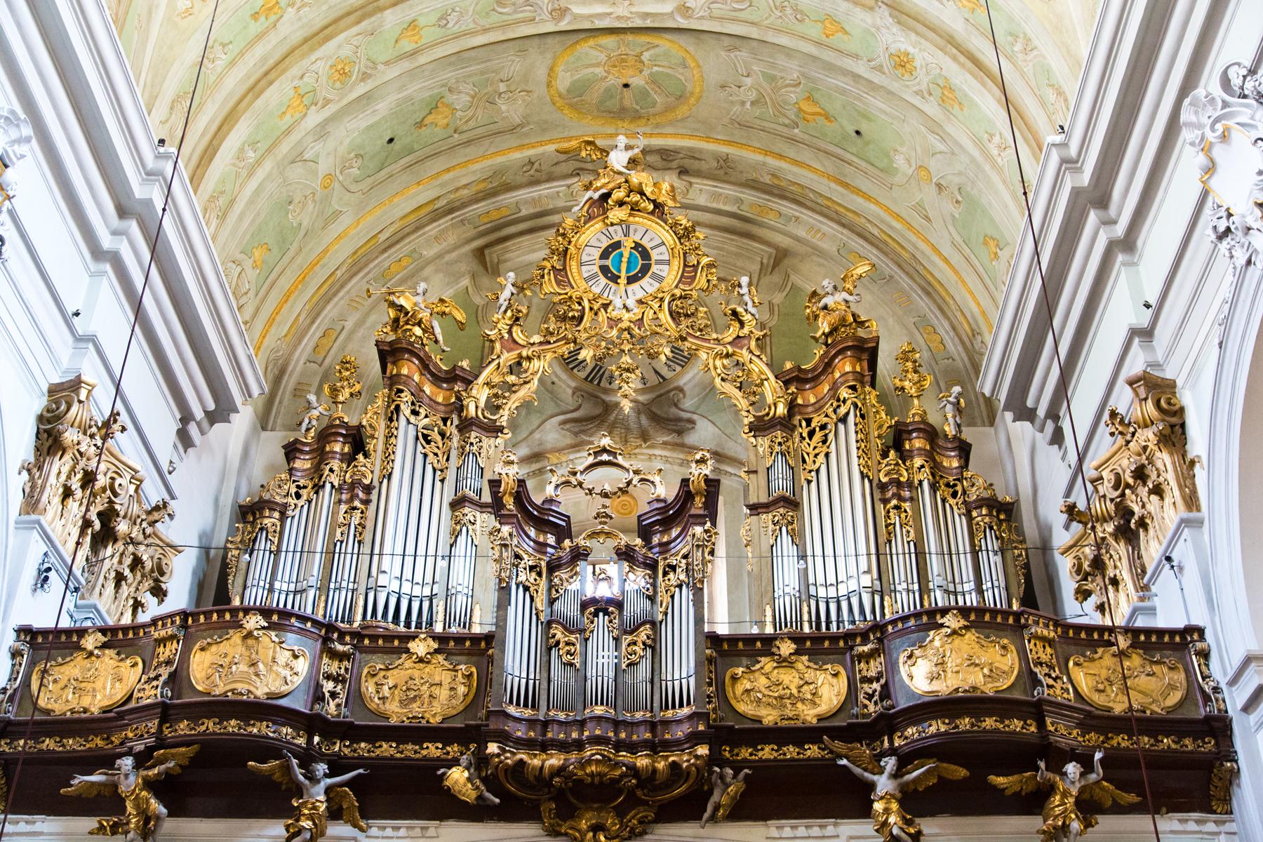 Orgel Mariahilf