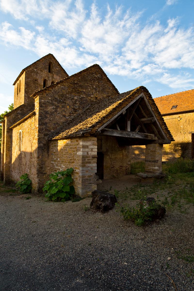 Kirche Besanceuil