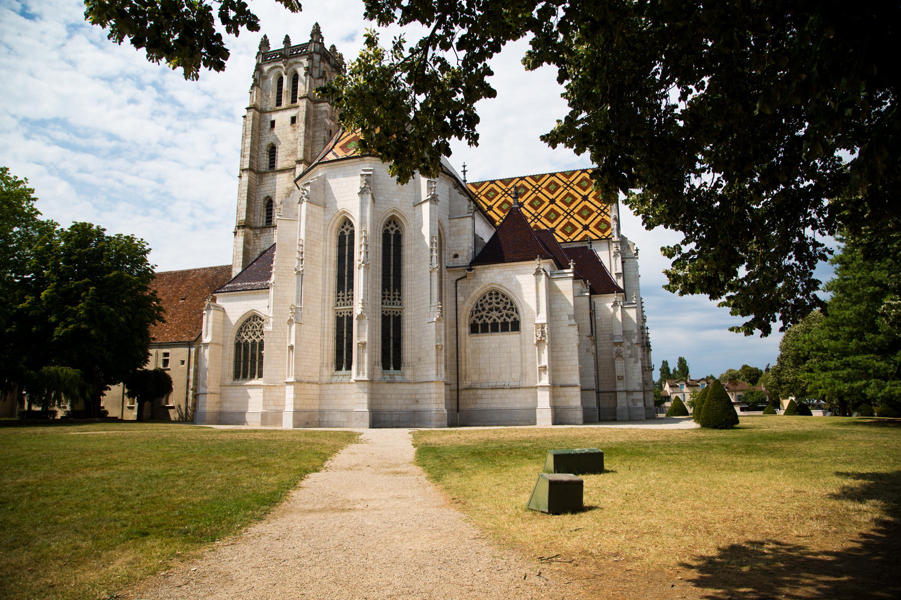 Kirche Kloster Brou