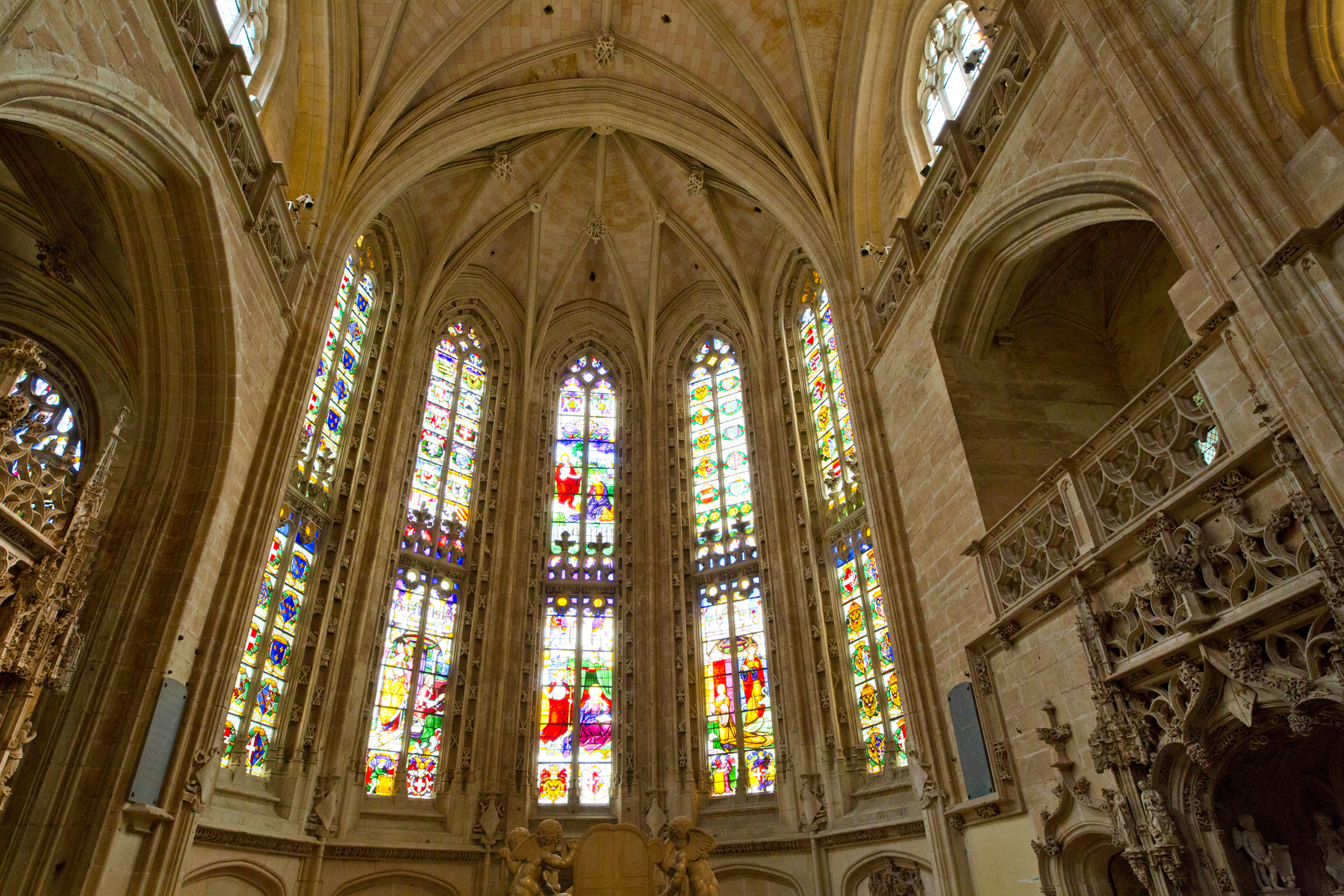 Fenster Chor