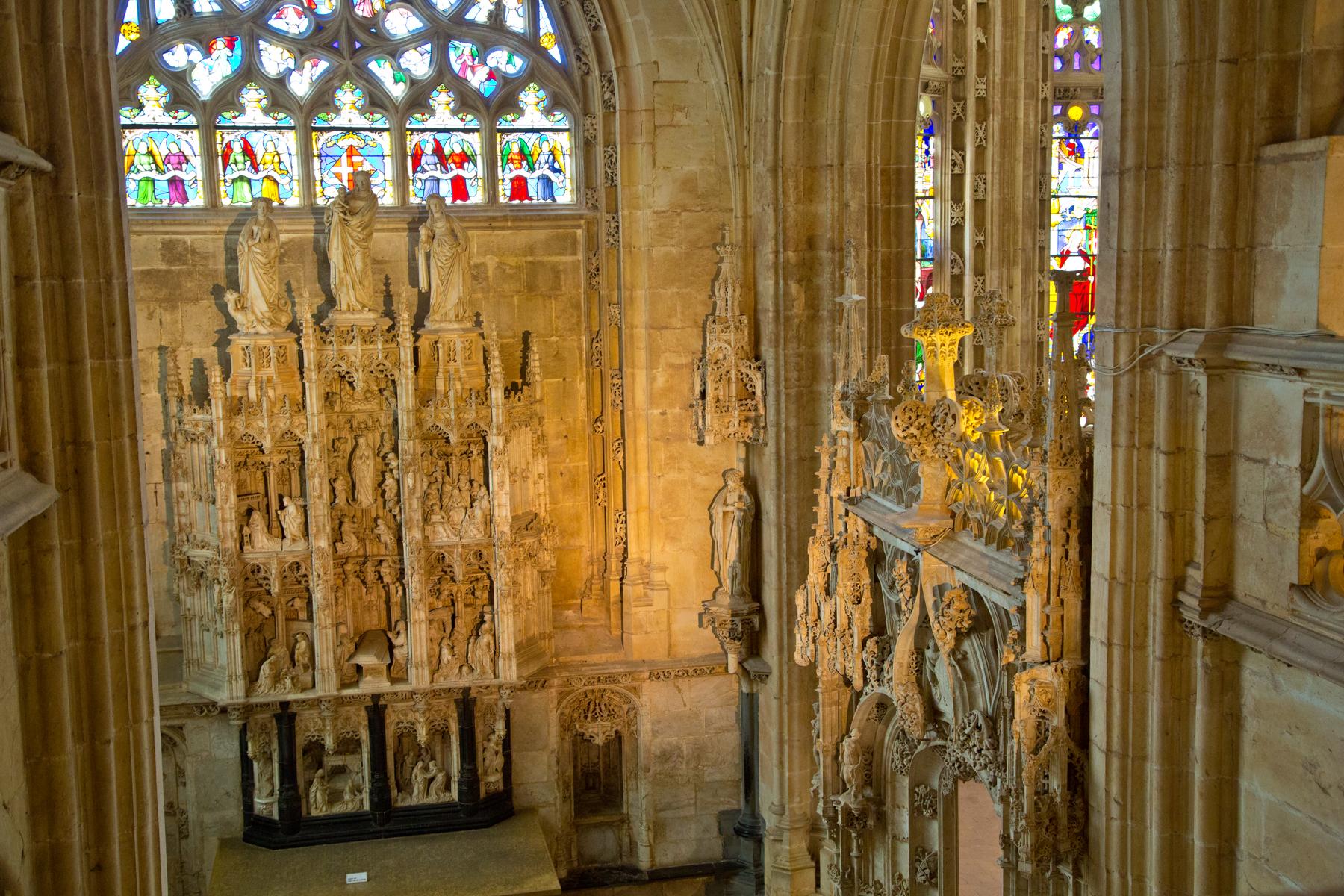 Altar der Kapelle der Margarete