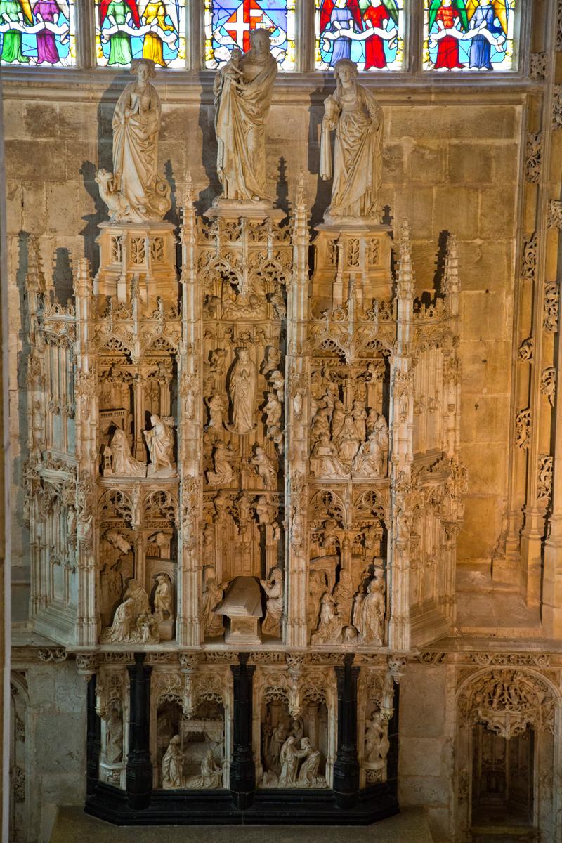 Altar Margaretenkapelle